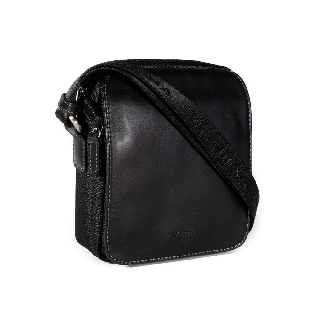 Pánská taška přes rameno Hexagona 299176 černá