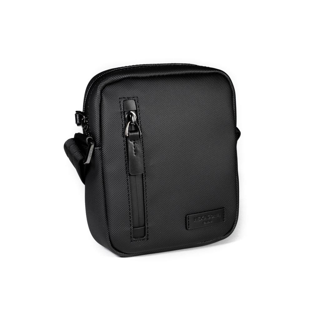 Pánská taška přes rameno Hexagona LEGEND černá (vel. S)