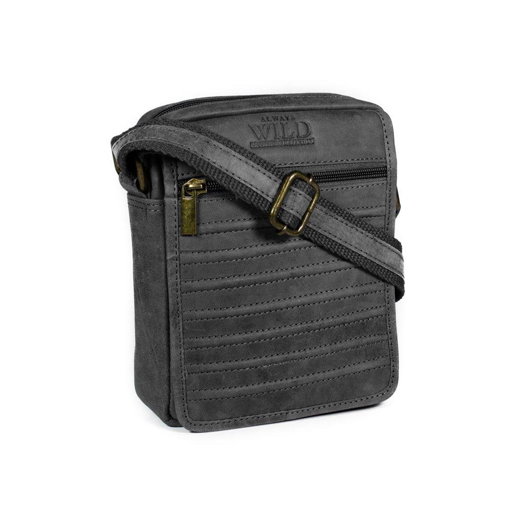 Pánská taška přes rameno Always Wild 1114-TGH černá