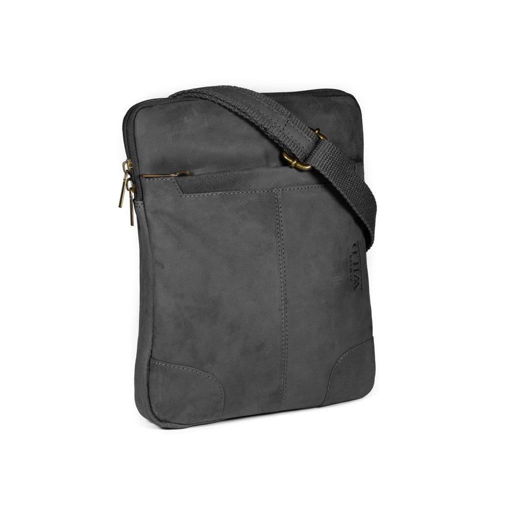 Elegantní crossbody taška Always Wild 014-TGH černá