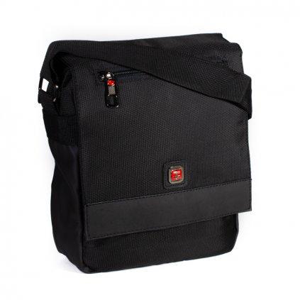 Sportovní taška přes rameno Enrico Benetti 47204 černá