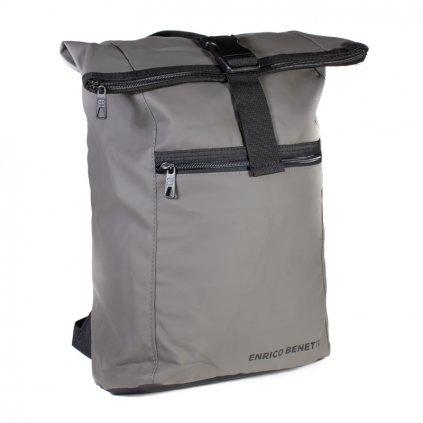 Městský batoh na notebook Enrico Benetti 47190 šedý