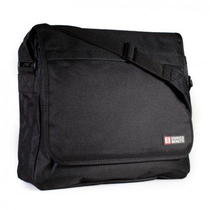 Pánská taška na notebook 54122 černá