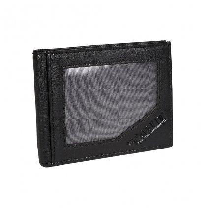 Malé pouzdro na karty 4U Cavaldi černé