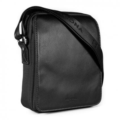 Pánská taška přes rameno Hexagona 299162 černá