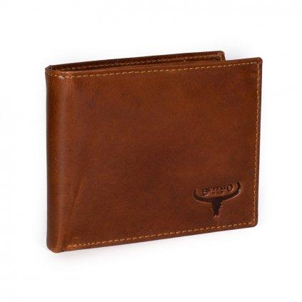 Pánská kožená peněženka Buffalo Wild N992-VTU hnědá
