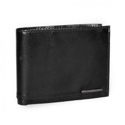 Kožená pánská peněženka Loren CRM-70-06 černá