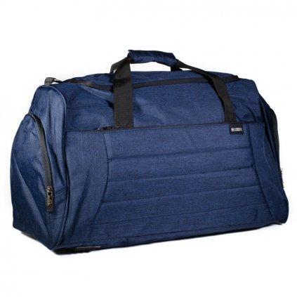 Cestovní taška Enrico Benneti 47178 modrá