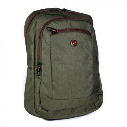Pánský batoh Enrico Benetti 62073 olivový