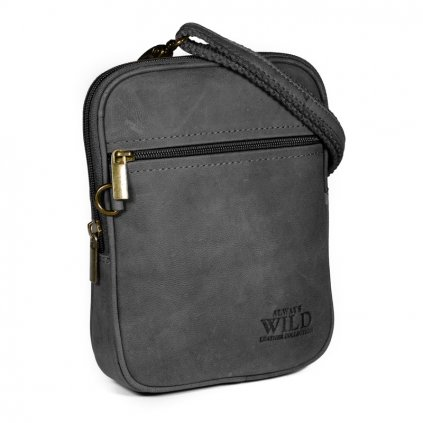 Pánská taška přes rameno Always Wild 1113-TGH černá