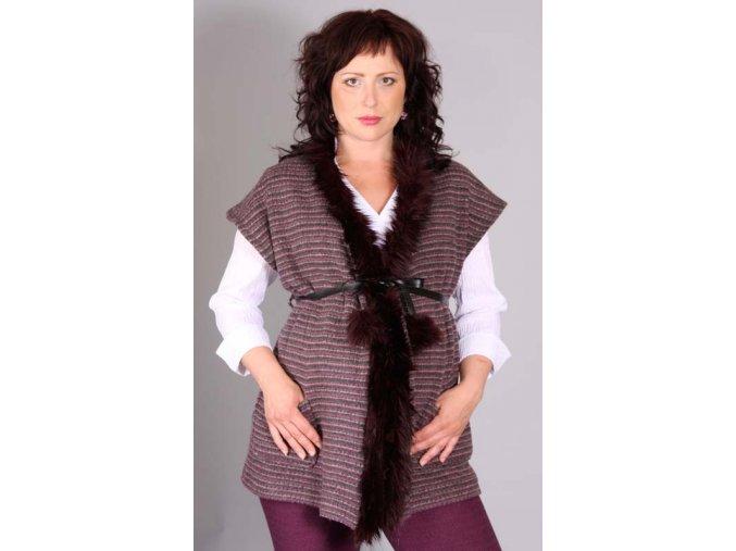 Těhotenská vesta.