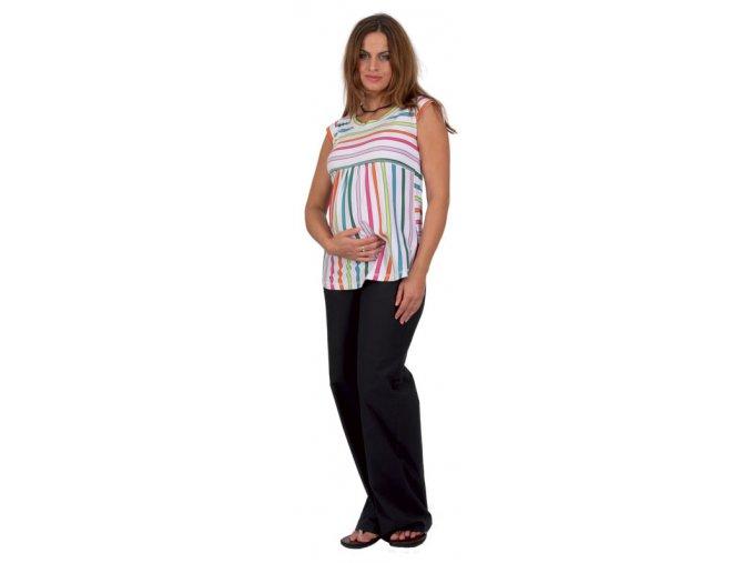 Těhotenské tričko RIALTO CORTE 0183 (Dámská velikost 46)
