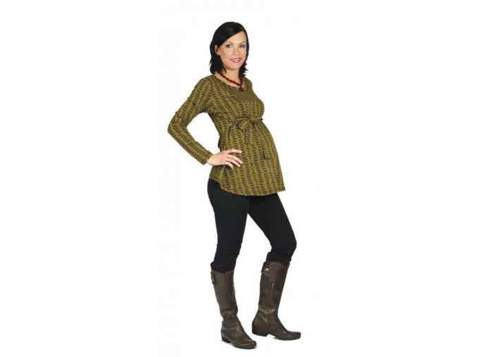 Těhotenské tričko RIALTO ROISEL 0152 (Dámská velikost 44)