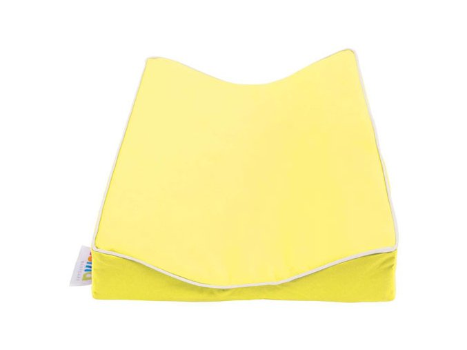 Prebaľovacia podložka LUMA Yellow Sunny
