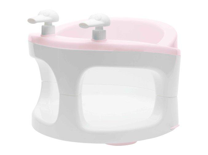 Kúpacie sedátko Bébé-Jou svetlo rúžové