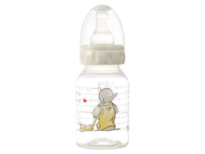 Fľaštička Bébé-Jou Humphrey Krémová 125 Ml