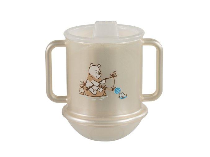 Učiaci hrnček Bébé-Jou Disney Pooh