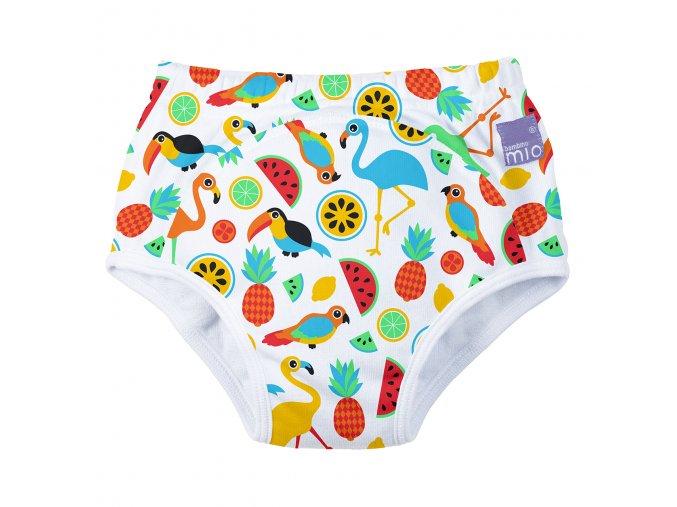 Bambinomio Učiace plienkové nohavičky 18-24 mesiacov Tropical Island