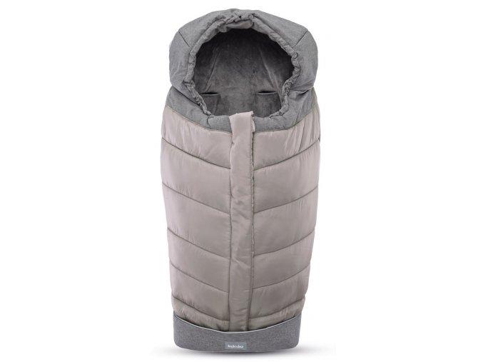 Inglesina Fusak Winter Muff Beige pre kombinovaný/športový kočík