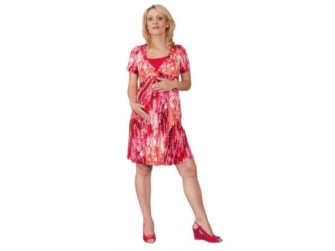 Těhotenské a kojící šaty Rialto Loyl