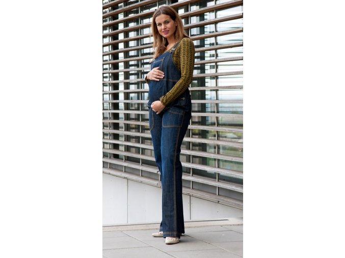 Těhotenské kalhoty.