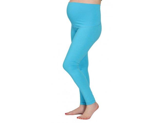 Těhotenské leginy Rialto ELIGARRY - tyrkysové 0109 (Dámská velikost 46)