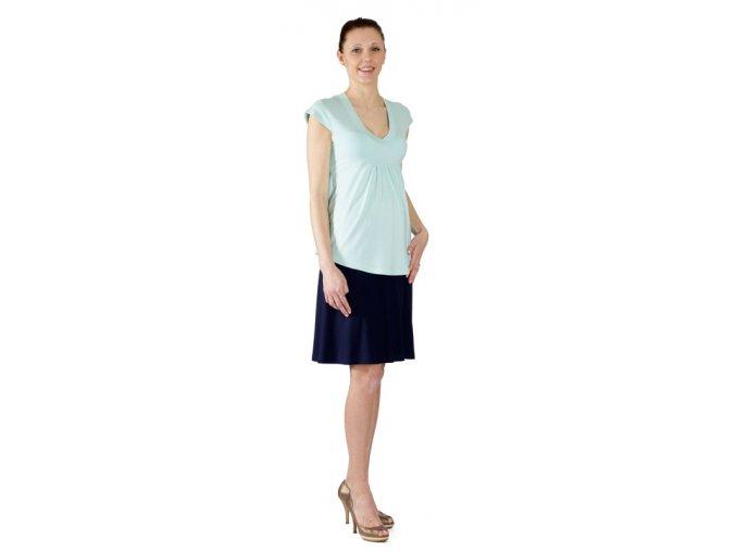 Tehotenská sukňa Rialto Brie Tmavomodrá 0466
