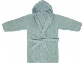 Dětský froté župánek s kapucí pro děti od 1 roku do 2 letB3016055