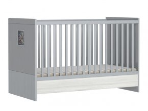Dětská variabilní postýlka KAMILLA Polar 140 x 70 cm