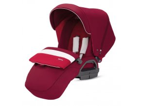 Červená sportovní sedačka pro kočárky Inglesina TRILOGY AMN SEDUTA