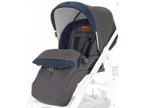 Sportovní sedačka TRILOGY Jeans pro podvozky Inglesina