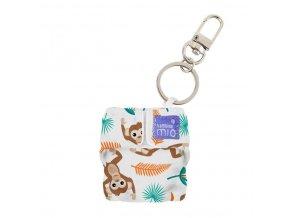 Přívěšek ke klíčům, klíčenka Bambino Mio spider monkey