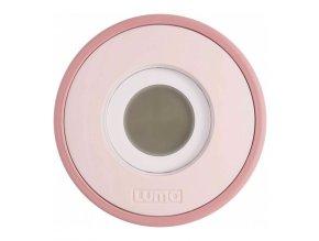 Digitálny kúpací teplomer LUMA Blossom Pink