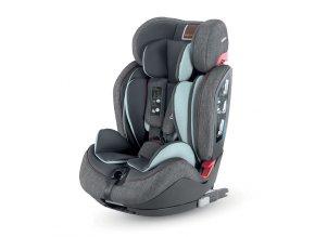 Detská autosedačka Inglesina GEMINO I-FIX 9-36 kg 1/2/3 GREY