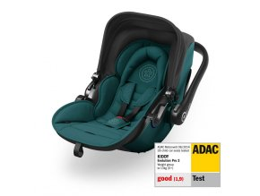 Kiddy Evolution pro 2 2021 Deep Sea Green autosedačka