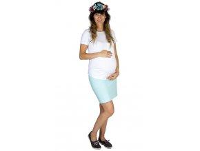 Tehotenská sukňa Rialto Billy modrá 1931