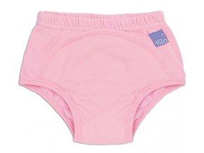 Učiace plienkové nohavičky 2-3 roky Ligt Pink