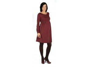 Těhotenské šaty Rialto Loos 0151 (Dámská velikost 42)