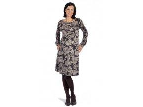 Těhotenské šaty Rialto Loos 8144 (Dámská velikost 44)
