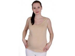 Těhotenské tílko RIALTO ECLY 0432 (Dámská velikost 46)
