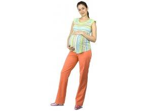 Těhotenské tričko RIALTO CORTE 0059 (Dámská velikost 46)