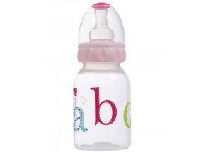 Bébé-Jou fľaštička 125 ml Abc