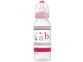 Bébé-Jou fľaštička 250 ml Abc