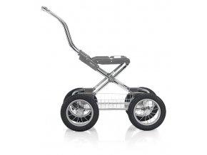 Podvozok Inglesina Comfort Chrom Bike Ardesia modulárny