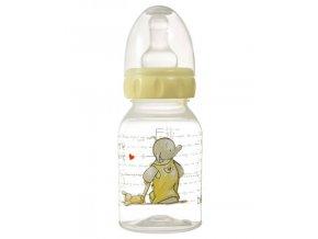 Fľaštička Bébé-Jou Humphrey Žltá 125 Ml