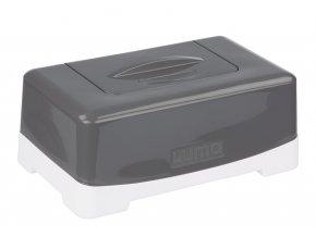 Box na vlhčené obrúsky LUMA Dark Grey