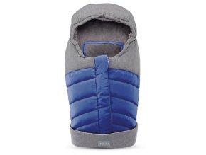 Inglesina Fusak Newborn Winter Muff Royal Blue pre vaničku a autosedačku