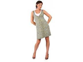 Těhotenské a kojící šaty