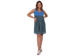 Těhotenské šaty RIALTO LUGNY 0213 (Dámská velikost 42)
