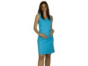 Těhotenské letní šaty Rialto.